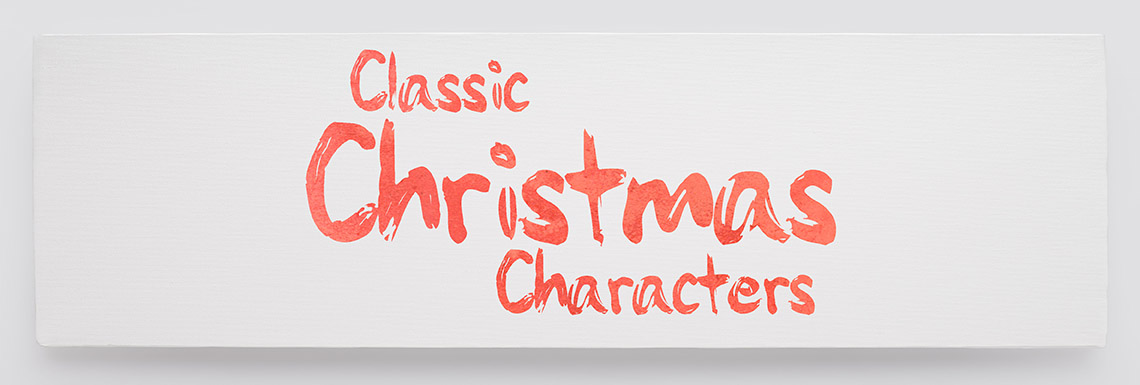 Sermon Series - Classic Christmas Characters