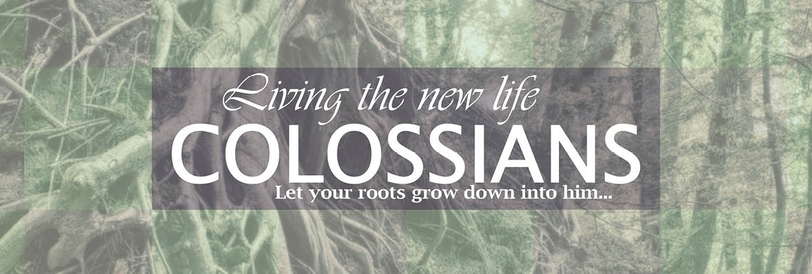 Sermon Series - Colossians